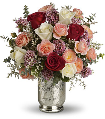 Always Yours by Teleflora from Walker's Flower Shop in Huron, SD